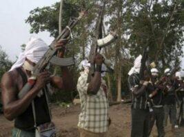 BREAKING!!! Heavy Tension As Hoodlums Storm Abakaliki Again, Shoot Sporadically