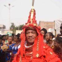 Obasogie Of Benin, Eduwu Ekhator Is Dead