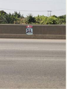 2023 Presidency: Amaechi-Elrufai Campaign Posters Flood Abuja Streets