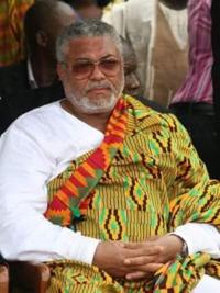 Former Ghanaian President, Jerry Rawlings Is Dead