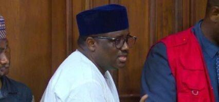 Security Operatives Finally Arrest Runaway Maina In Niger Republic