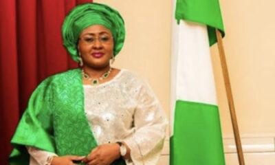 Aisha Buhari Separates From President Buhari
