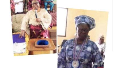 Author Of Nigerian Pledge, Prof. Adedoyin Is Dead