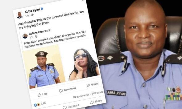 Hushpuppi: Abba Kyari deletes Facebook post mocking police probe of FBI charges