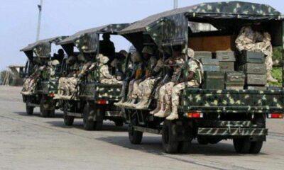 Boko Haram Attacks Army Convoy In Borno, Kills 12 Soldiers, Steals Cash