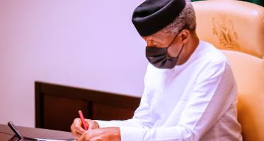 Religious Leaders Should Pay Pentecost Tax Says Yemi Osinbajo
