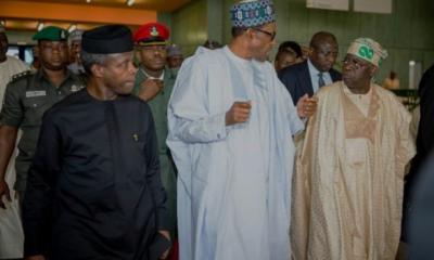 2023 Presidency: Loyalty To Buhari, Tinubu Delaying Osinbajo's Declaration